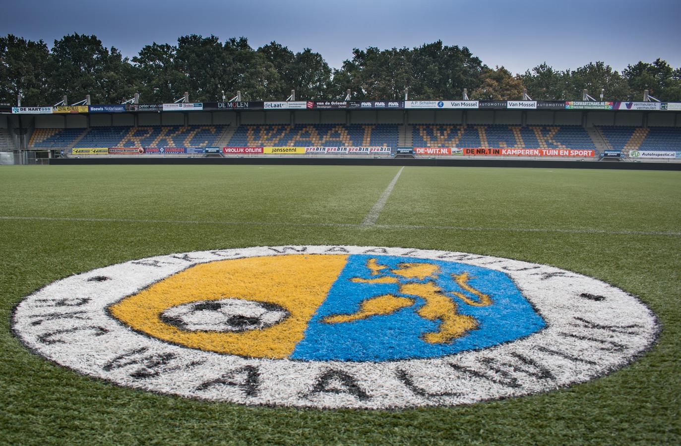 Het Mandemakers Stadion van RKC Waalwijk.