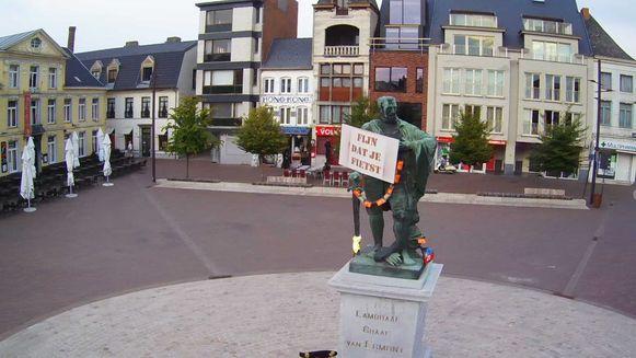 Zottegem heeft sinds kort een eigen Fietsersbond.