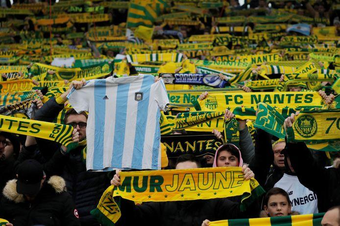 Un après sa disparition, Emiliano Sala garde une place dans le coeur des supporters nantais.