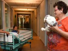 'Jopie is de beste therapeut van Maasziekenhuis Pantein. In ieder geval de leukste'