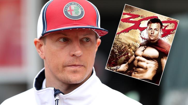 Kimi Räikkönen haat poespas rond jubileumrace