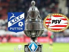 PSV hoopt bij hoofdklasser SDC op simpel bekeravondje