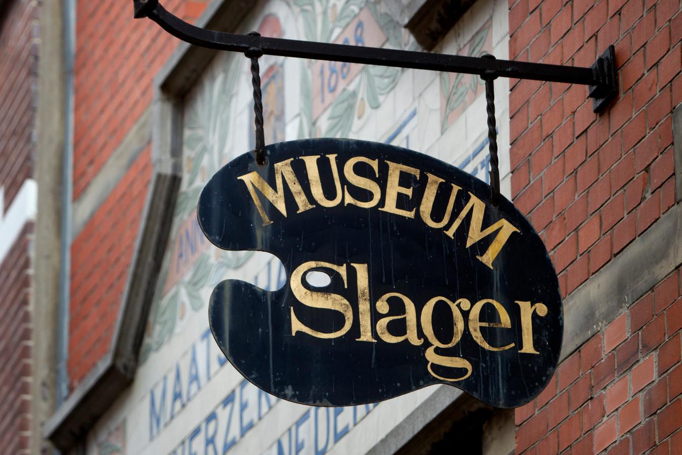 Museum Slager aan de Choorstraat in Den Bosch