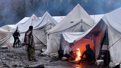 "Amnesty International: ""Ongezien fel politiegeweld tegen migranten in Kroatië"""