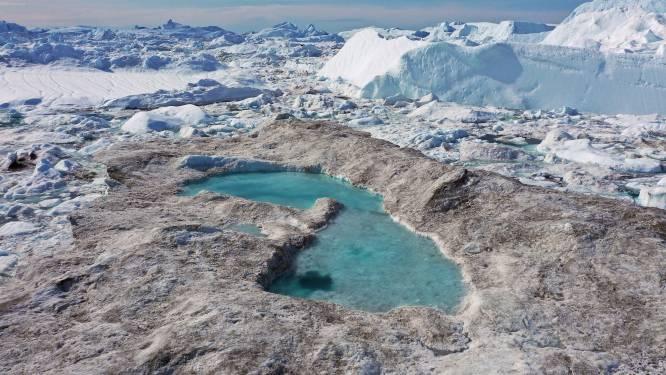 'Onze' hittegolf heeft Groenland bereikt. En gaat vandaag een recordmassa ijs doen smelten