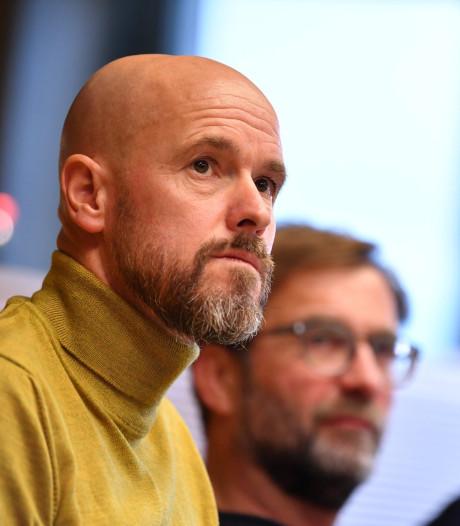 Ten Hag wisselt ideeën uit met Guardiola, Klopp en Zidane