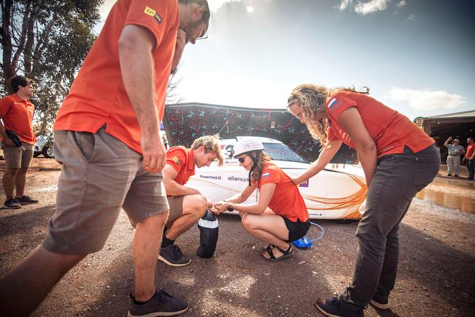 Foto: Hans-Peter van Veldhoven. Racedag 4.