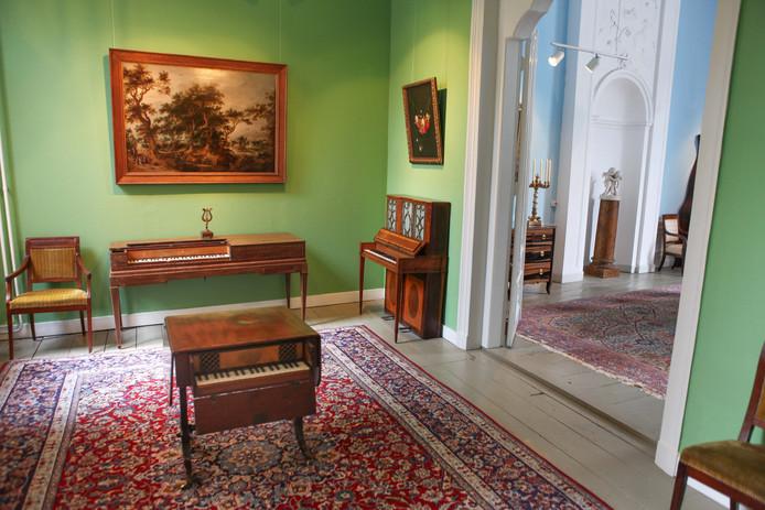 Het Geelvinck Muziek Museum in Zutphen.