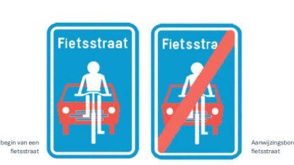 Ingelmunster krijgt er vanaf 1 september vier fietsstraten bij