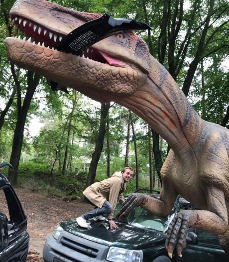 Enschede krijgt eigen Jurassic Park, maar dan zonder bloederige afloop