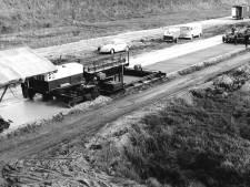 50 jaar Maasroute: uit een karrenspoor groeide de autoweg A59