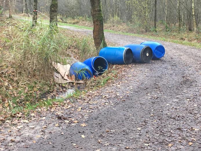 Drugsafval gevonden in Veldhoven
