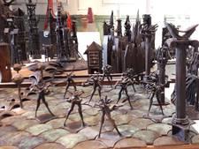 Den Bosch was veelzijdige kunstenaar Joop Beljon al vergeten