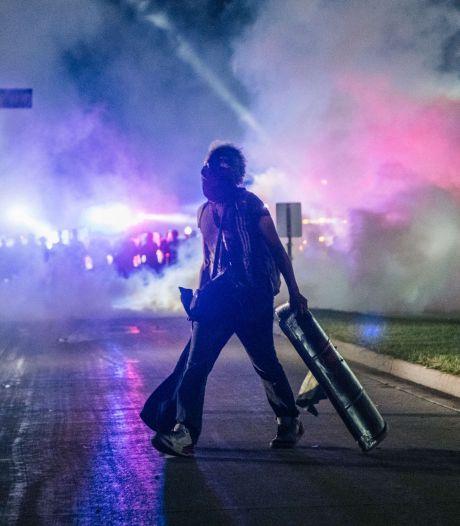 Trump stuurt handhavers om orde in Wisconsin te herstellen na hevige rellen