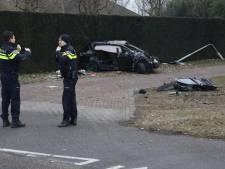 Dodelijk ongeluk Geffen: bestuurder (33) had gedronken en reed te hard, voorlopig vrij