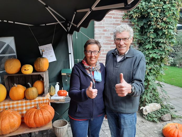 Ans en Herman van Beurden uit Vlijmen