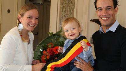 Noah mag zich 35.000ste inwoner van Tienen noemen