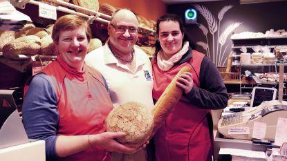 Bakkerij Desmet-Vanmullem mag zich ambassadeur van 'Ik koop lokaal' noemen
