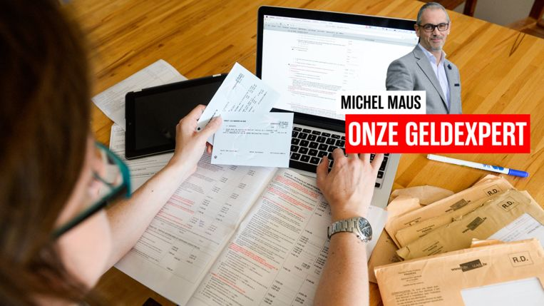 Onze geldexpert Michel Maus beantwoordt jullie vragen over de belastingaangifte