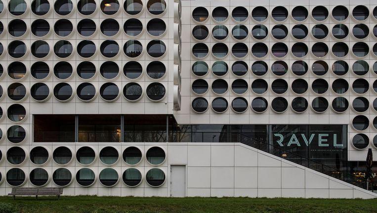 Ravel Residence aan de Zuidas, met 800 studentenkamers de grootste vestiging van Student Experience Beeld Carly Wollaert