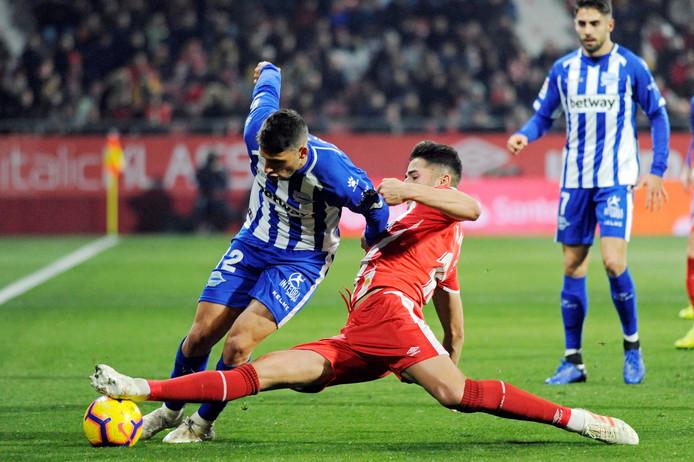 Girona tegen Alaves eindigde in een gelijkspel.
