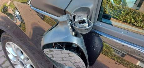 Jongeren vernielen 's nachts meerdere autospiegels in Hapert en melden zich