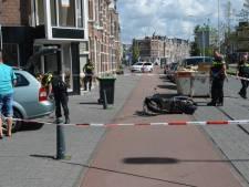 Scooterrijder geramd door afslaande auto op Groot Hertoginnelaan