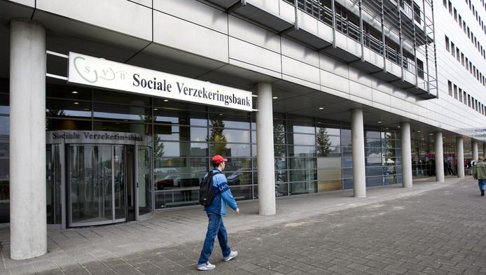 Kantoor van de Sociale Verzekeringsbank in Rotterdam