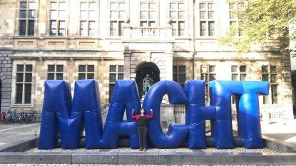 Stadsdichter stelt machtig kunstwerk voor in aanloop naar 14 oktober