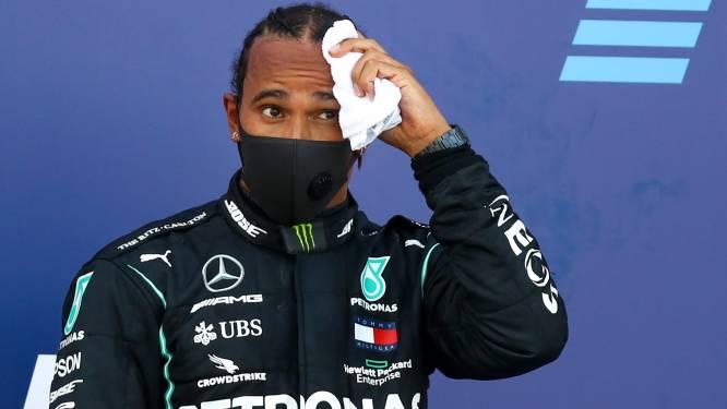 Onze F1-watcher ziet hoe quasi iedereen gefrustreerd is, nadat Bottas wint na straftijd voor Hamilton