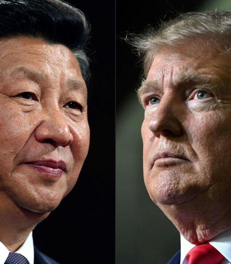 Trump haalt wéér vernietigend uit naar China: 'Verantwoordelijk voor massadoding'