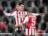 PSV na worsteling toch nog ruim langs tiental VVV