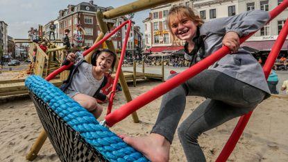 Alle 80 speelpleinen vanaf woensdag 27 mei weer open in Kortrijk en deelgemeenten