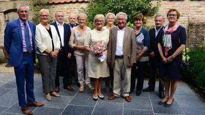 Wilfried en Maria vieren diamanten huwelijk