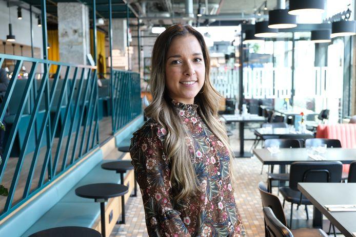 Mandy Fransz begon twee jaar geleden haar bedrijf Make The Leap Digital.