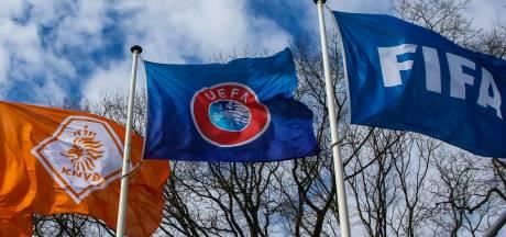 KNVB mikt op half juni voor herstart eredivisie en eerste divisie