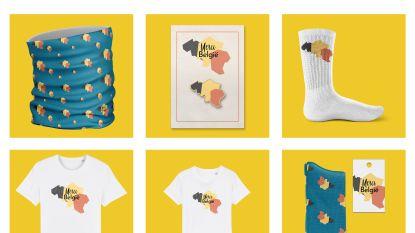 Merchandise Essentials lanceert  'Merci België'-collectie: opbrengst gaat naar het goede doel