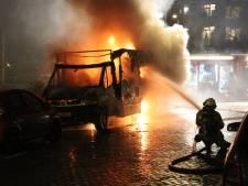 Camper door brand verwoest in Utrechtse wijk Zuilen