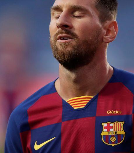 'Messi wil per direct weg bij Barça, voorzitter Bartomeu onder grote druk'