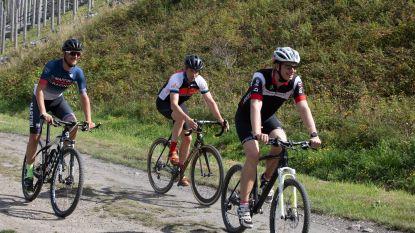 Mountainbikeroute in samenspraak met fietsers verbeterd
