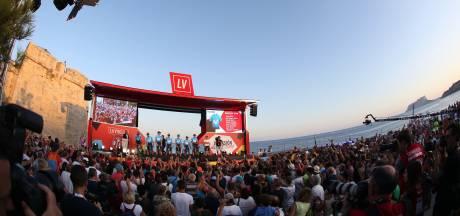 LIVE | Wie pakt de eerste leiderstrui van deze Vuelta?