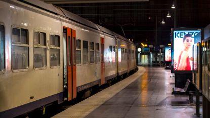 Geen treinverkeer tussen Jette en Opwijk na aanrijding persoon