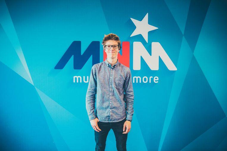 Uit 800 inzendingen schopte Thomas Cerpentier het al tot één van de drie finalisten.