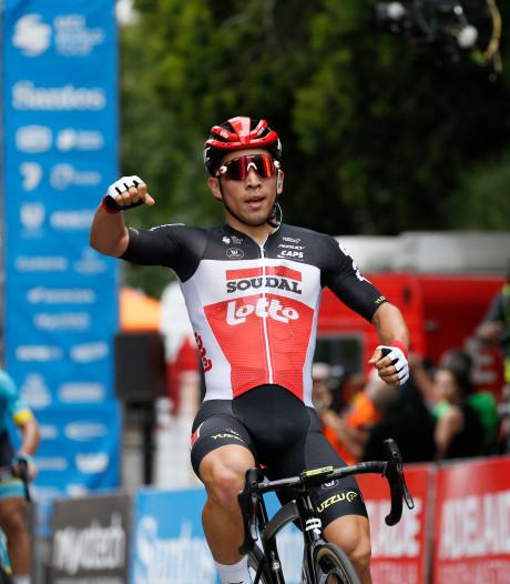 Ewan sprint voor eigen publiek naar ritzege in Tour Down Under