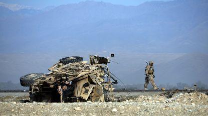 VS eisen dat taliban minder aanvallen gaan plegen
