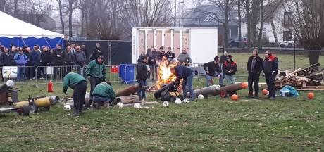 Carbidschieten valt niet onder vuurwerkverbod, tot opluchting van liefhebbers: 'Die knal geeft zo'n kick'
