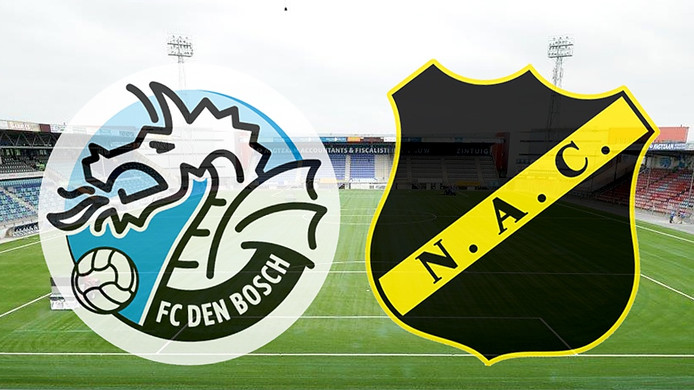 FC Den Bosch - NAC LIVEBLOG
