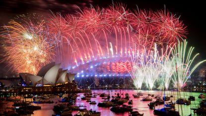 VIDEO. Nieuw-Zeeland en Australië zetten het nieuwe jaar in met spectaculair vuurwerk