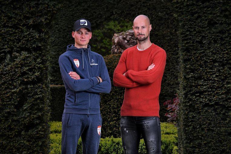 Van der Poel en Boonen.