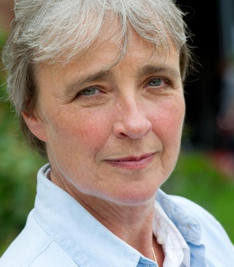 Clairy Polak vertelt in Harderwijk over haar man met Alzheimer